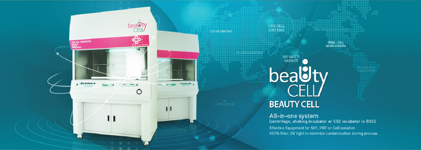 Stem Cell Workstation (BeautyCell)
